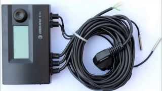 Подключение контроллера Euroster 11M, клапана Afriso ARV382 и привода ARM323(, 2014-07-21T08:40:47.000Z)