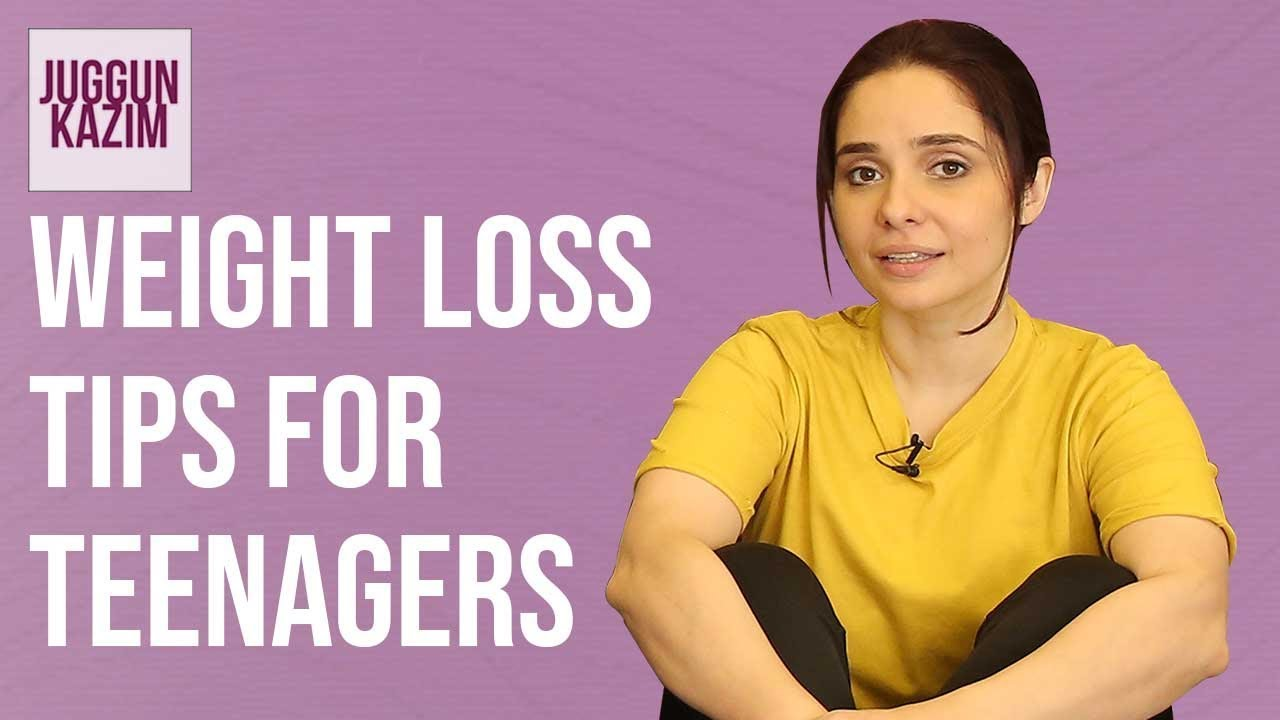 <div>How To LOSE Weight For TEENAGERS | Diet Plan | Weight Loss Tips | Health & Fitness | Juggun Kazim</div>