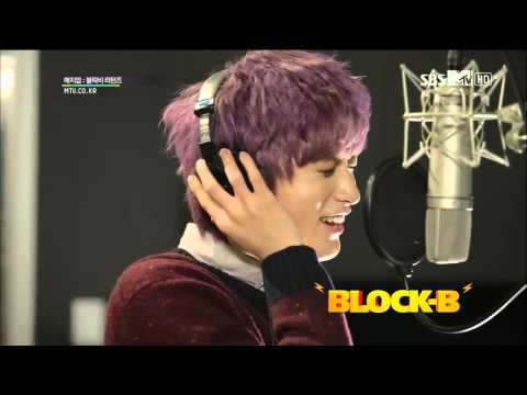BLOCK B - Behind The Scene 'Movie's Over (ft.YuJung)'