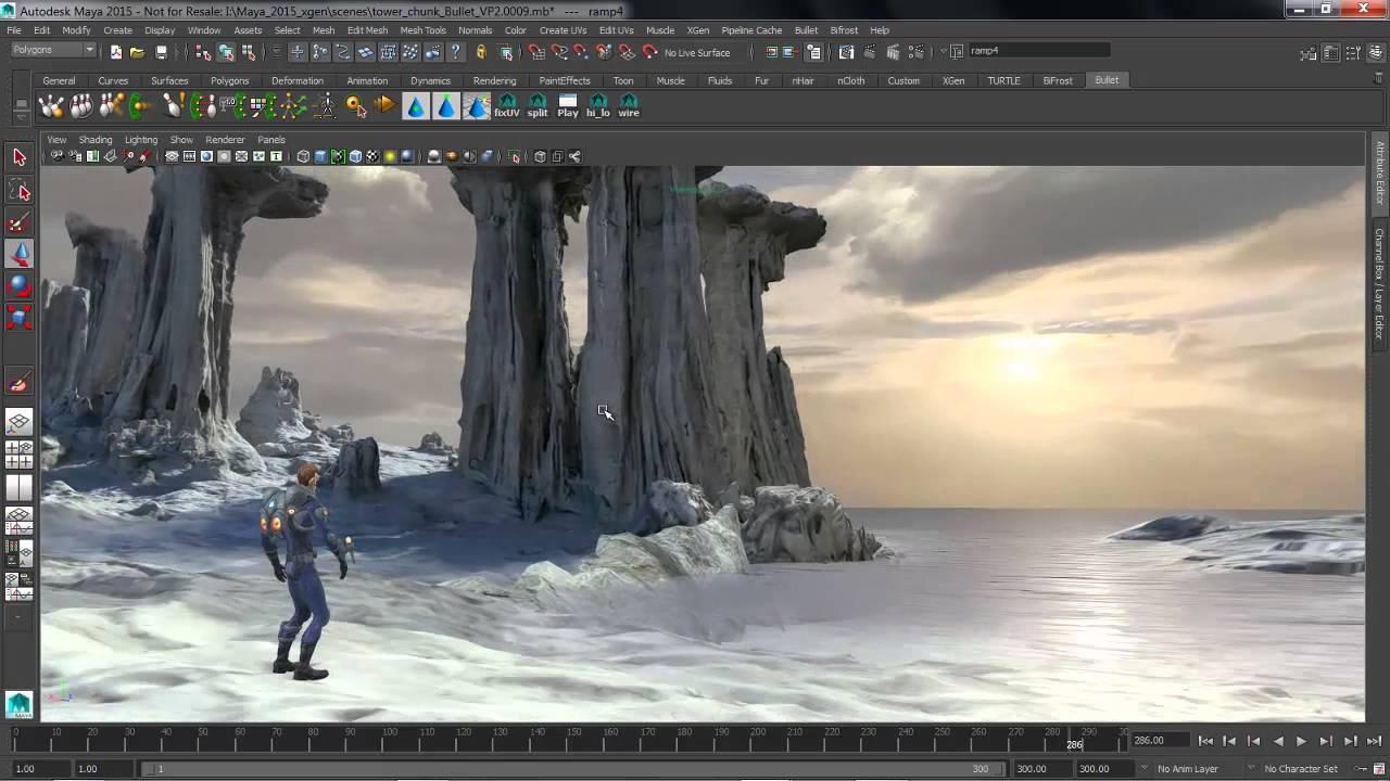 Autodesk Maya 2015: Viewport 2 0