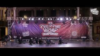 LE'GO FAM --- 1ST RUNNER-UP --- ADULT --- 2016 HHI/PH SOUTH LUZON REGIONAL CHAMPIONSHIP