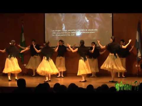 Escuela de Música y Danza baile