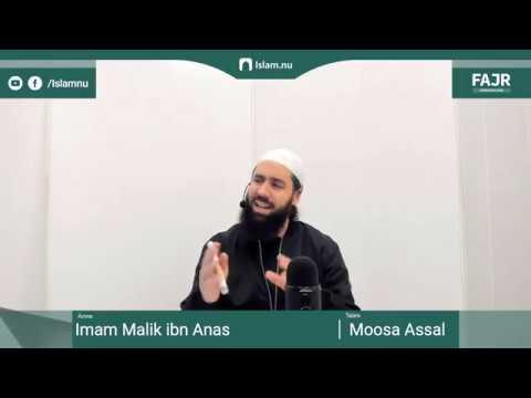 Imam Malik ibn Anas | Fajr påminnelse #16 med Moosa Assal