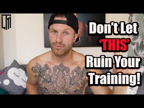 The One Thing You NEED To Know If You Workout!