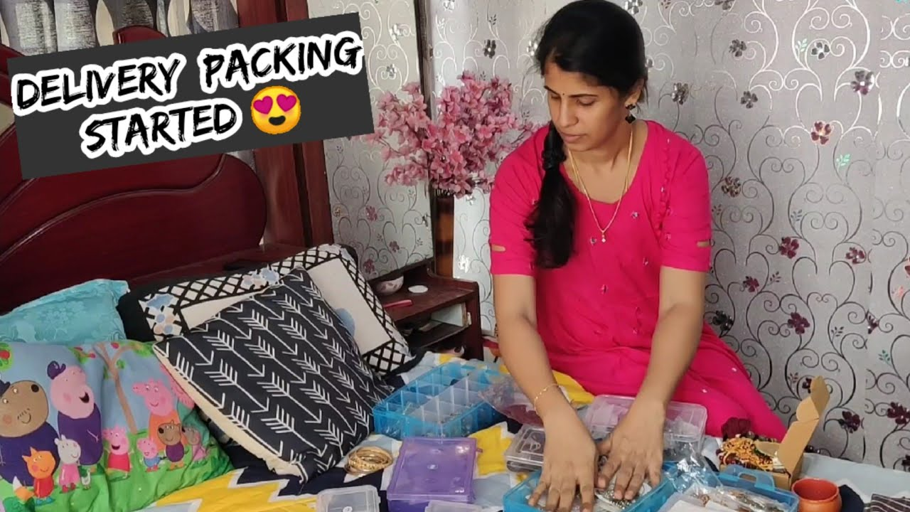 Going for delivery 😁 Packing started | Skin care | Favourite song🎤 | Full day vlog twins vegkitchen