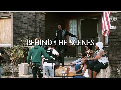 Danny Brown - 25 Bucks feat. Purity Ring [Behind The Scenes]