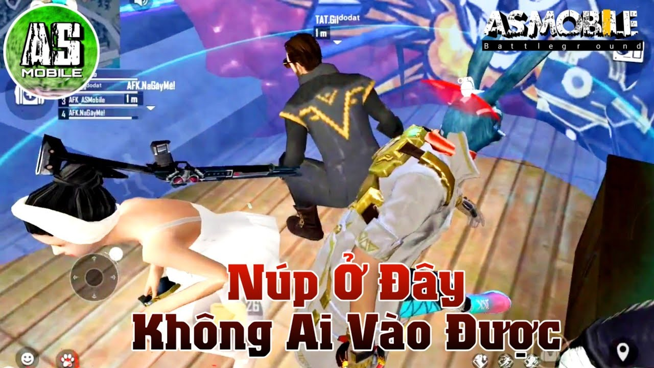 [Garena Free Fire] Chiến Thuật Tử Chiến Cực Bựa | AS Mobile