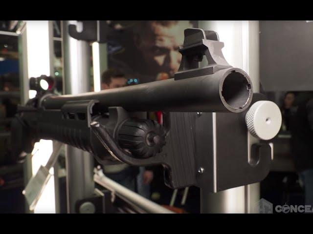 SHOT Show 2018: Beretta 1301 Magpul Tactical 12ga, Beretta PX4 Compact Carry