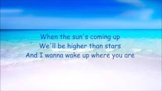 State of Sound - Wake Up Where You Are (lyrics)