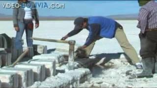 El salar de Uyuni (www.videobolivia.com)