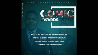 ART COMIC AWARDS RIDDIM VOLUME BHOO HERE