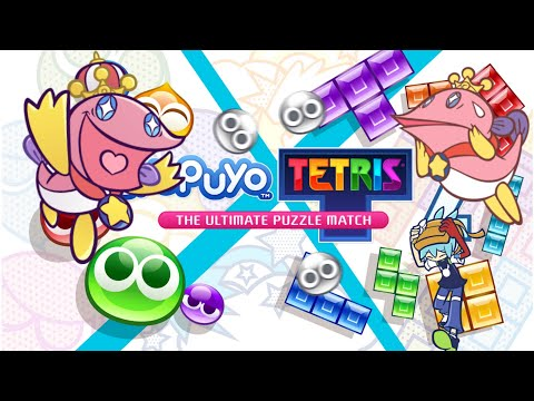 Puyo Puyo Tetris 2: Committing Treason |