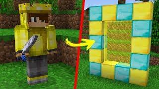 İSMETRG Minecraft EFSANE PORTALLAR 1 Saat!