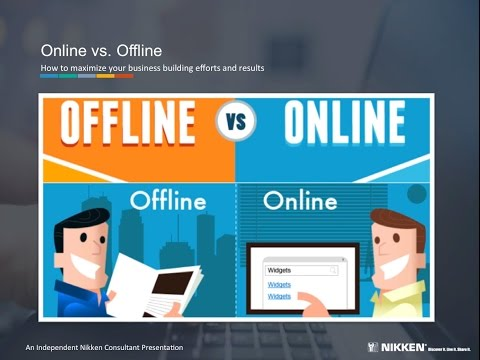 Online vs Offline Business Building w/ Ben Woodward - June 2