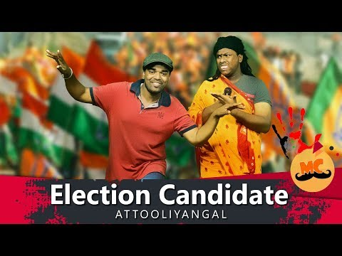 Election Candidate Attooliyangal #14 | Ft. Arun & Rahul | MadrasCentral