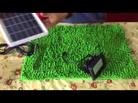 Solar Spot light 54LED Eco