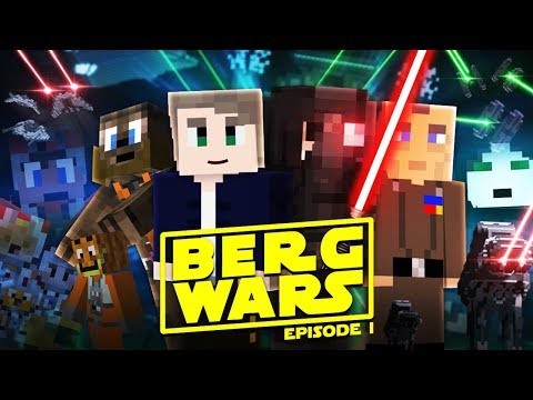 BERG WARS ★ Minecraft Star Wars Fan Film