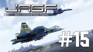 J.A.S.F. Jane's Advanced Strike Fighters: Mission 15 - Summer Retreat