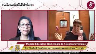Tema: UNMSM aprueba Modelo Educativo 2020