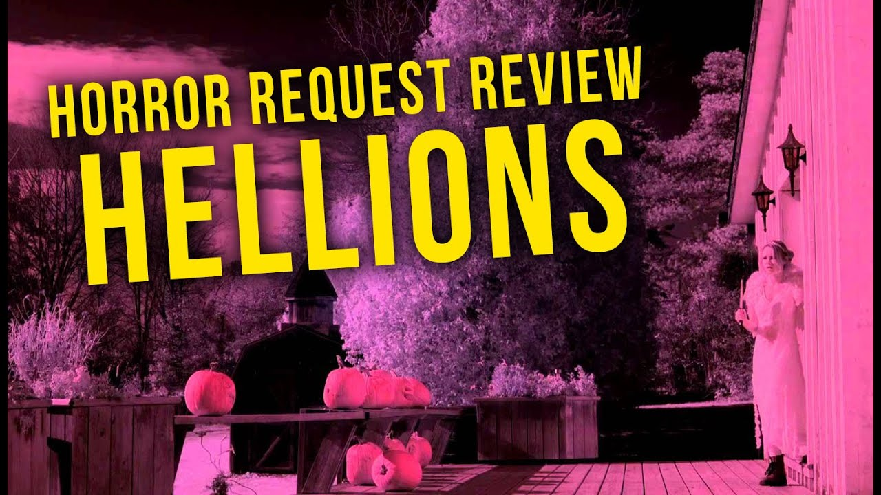 Download HORROR REVIEW: Hellions (2015)