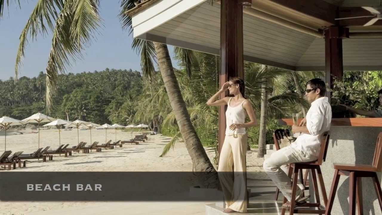 The Surin - Phuket - Thailand - Official Hotel Video 2013