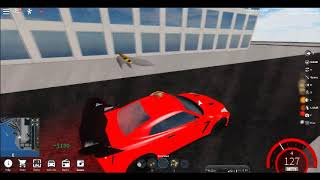 Roblox Vehicle Simulator Reviewing the Guran GT-R AKA the Nissan GTR