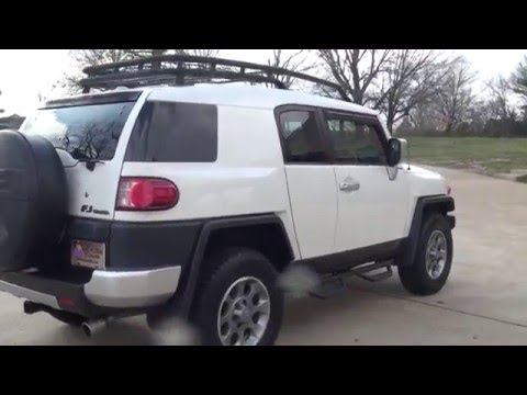 HD VIDEO 2011 TOYOTA FJ CRUISER 4X4 LEATHER PREMIUM USED FOR SALE INFO WWW SUNSETMOTORS COM