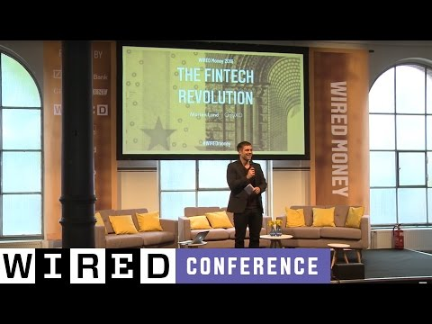 The Fintech Revolution - mit Morten Lund I WIRED Money Confe