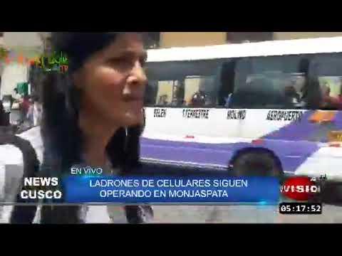 Cusco Noticias News-Edicion Lunes 11-03-19 con Rodolfo Daza.