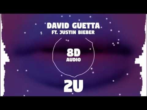 David Guetta ft. Justin Bieber - 2U | 8D Audio || Dawn of Music ||