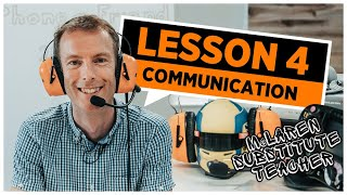 McLaren Substitute Teacher | Lesson 4 | Communication 🗣️