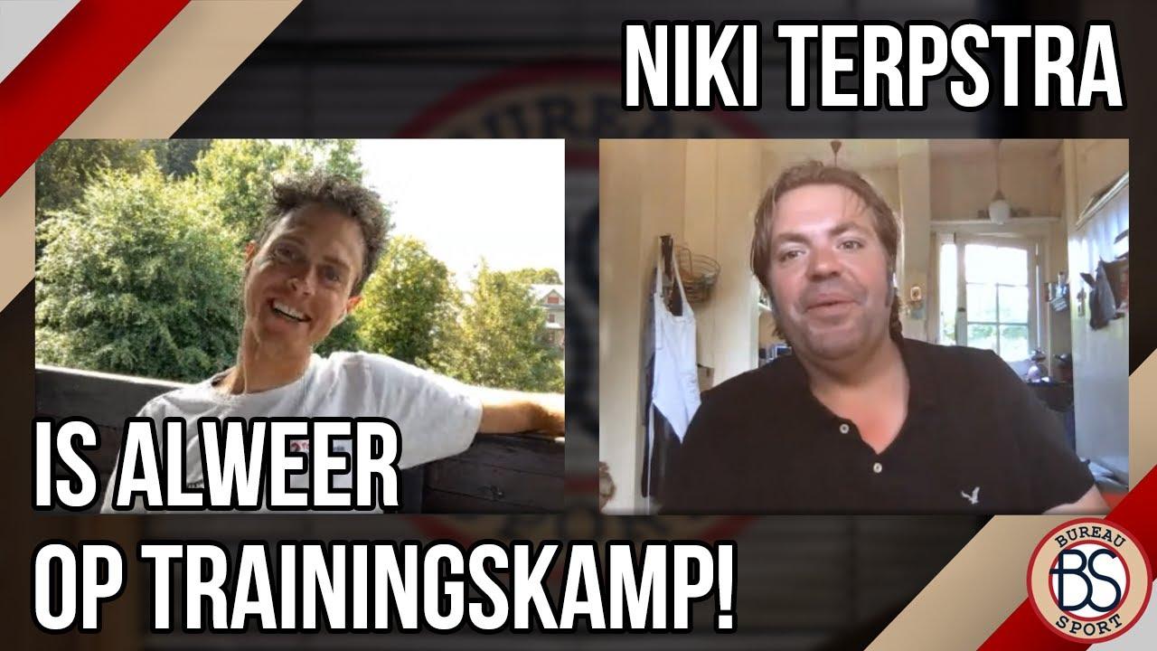 Niki Terpstra: 'Val emotionele rollercoaster voor gezin'