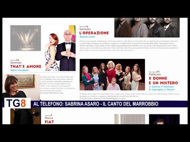 Nuova stagione teatrale del Canto del Marrobbio.