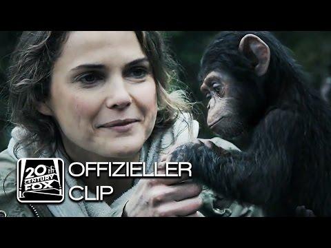 Planet Der Affen - Revolution   Making Of   Deutsch HD