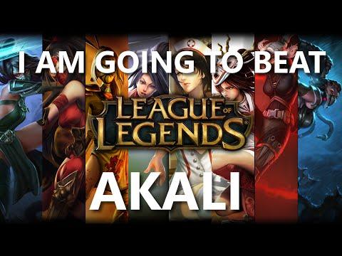 Trinimmortal beats League: Akali feat. Academy Ahri and Battle Boss Blitzcrank