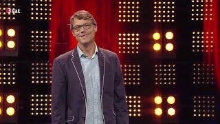 Christoph Sieber:  Hoffnungslos optimistisch 20.09.2015 - 3sat festival 2015 - Bananenrepublik