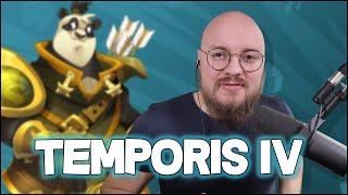 Je suis de retour sur Temporis IV ! Mes nouveaux objectifs