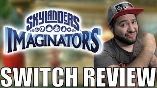 Skylanders Imaginators (NIntendo Switch) Review | 8-Bit Eric