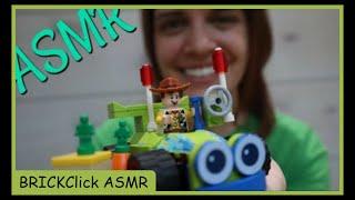 Asmr  Lego Build: Toy Story 4 Woody & Rc