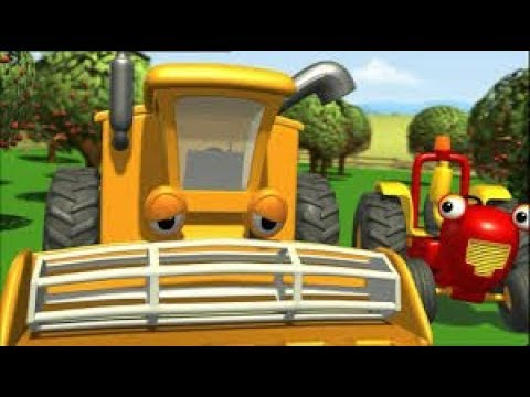 Tractor Tom - Compilatie 8 (Nederlands)