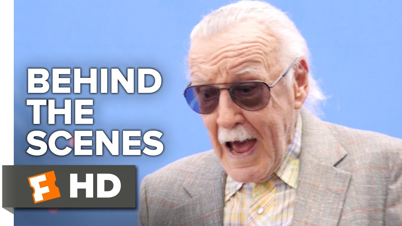 Ant-Man and the Wasp Behind the Scenes - Stan Lee Outtakes (2018) | FandangoNOW Extras