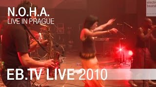 N.O.H.A. 'Gipsy Valley' live in Prague (2010)