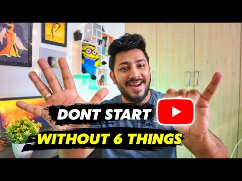 Download DONT Start YOUTUBE CHANNEL without KNOWING 6 THINGS😱 | Tamil TechLancer