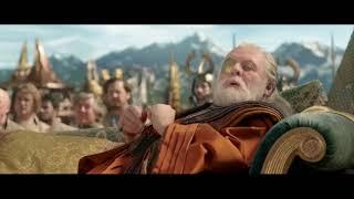 Тор возвращается в Асгард /Тор: Рагнарёк/