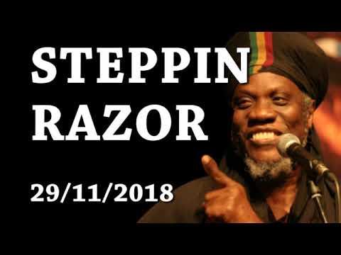 MUTABARUKA STEPPIN RAZOR 29/11/2018