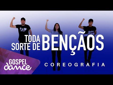 Gospel Dance - Toda Sorte de Bençãos - Toque no Altar