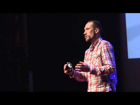 How smart grids might help our world economy: Erik Pihl at TEDxGöteborg