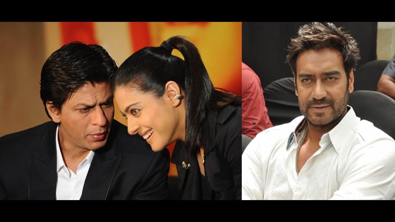 ... Shahrukh Khan and Kajol | New Bollywood Movies News 2015 - YouTube