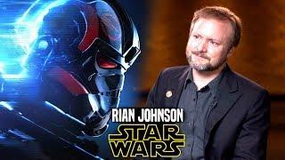 Disney May Cancel Rian Johnson's Trilogy! (New Star Wars Trilogy)