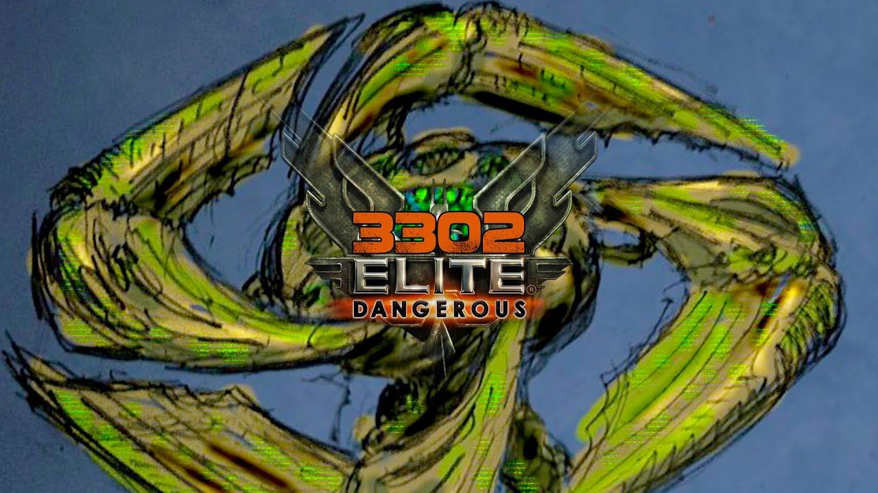 3302 Elite Dangerous - Alien Sketches, Player-base Increase, Echoes in the  Hold